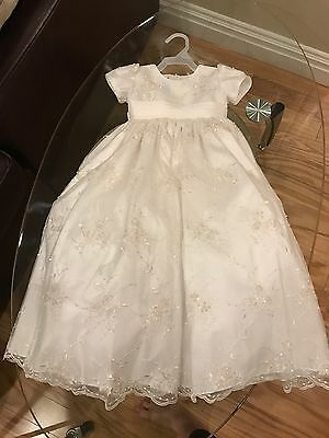 Christening gown 12 month