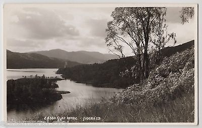 POSTCARD - Glen Affric, Scotland RP, Judges #24380