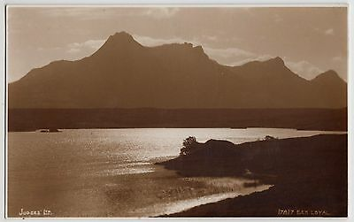 POSTCARD - Ben Loyal, mountain & loch, Scotland, Judges #17817