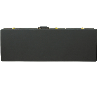 Musician's Gear Deluxe Electric Guitar Case Black