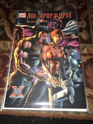 Age Of Apocalypse Featuring The X-Men One Shot 1 Vf/nm Marvel