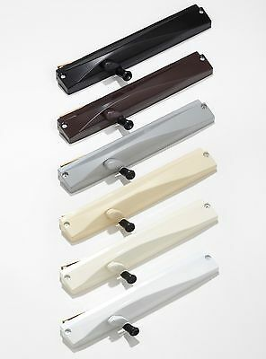 Austral Non-Lockable Window Winder - Multiple Colours - 280mm W / 150mm SS Chain