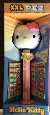 Giant XXL Hello Kitty Dispenser With Refills In Original Box Unopened