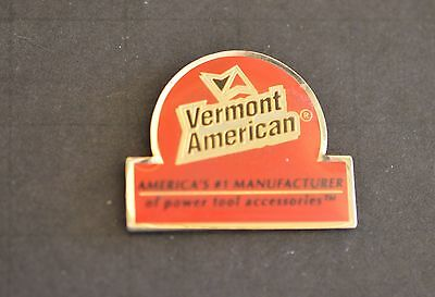 Home Depot Vermont American Vendor Pin
