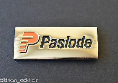 Home Depot Paslode Vendor Pin