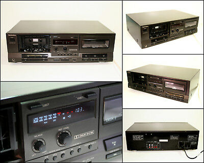 Technics RS-TR212 Stereo Double Cassette Deck