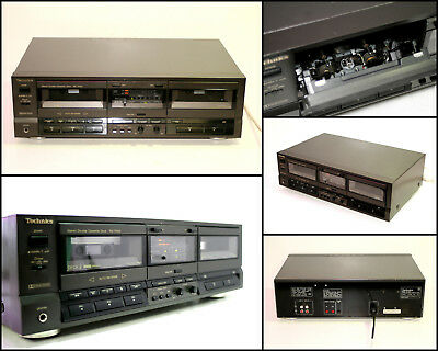 Technics RS-TR155 Stereo Double Cassette Deck
