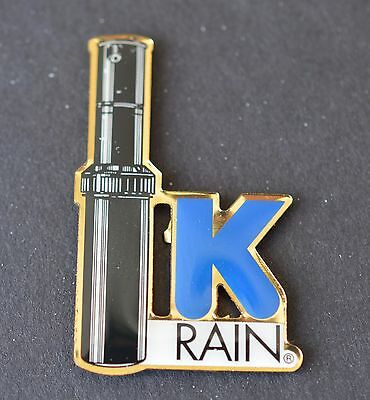 Home Depot K Rain Vendor Pin
