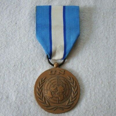 UN - In the Service of Peace - Medaille - Art. 7902