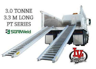 Sureweld 3.0T Loading Ramps 7/3033Ptw Pt Series