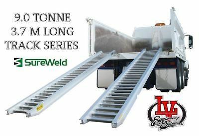 Sureweld 9.0T Loading Ramps 7/9037T Track Series