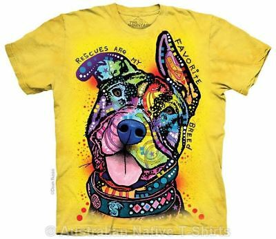 My Favorite Dog Breed T-Shirt, Adult Sizes - Pop Art Dogs by Dean Russo