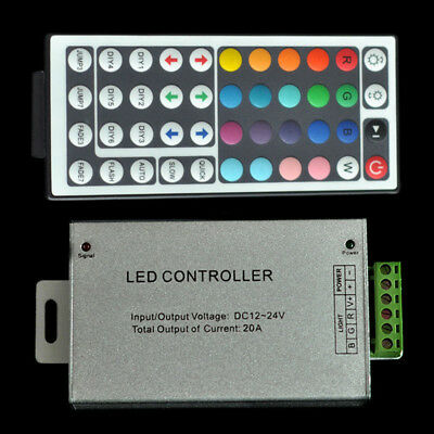 Lights & Lighting Fast Deliver Free Shipping Wholesale 1 Pcs Dc12-24v 18a 6keys Led Rf Rgb Touch Panel Controller For 3528 5050 2835 Led Strip Lights Lighting Rgb Controlers