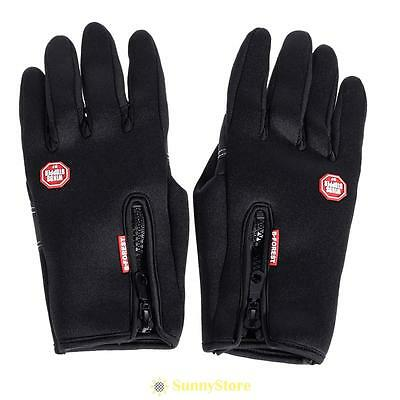 Waterproof Ski Snow Motorcycle Cycling Gloves Outdoor Windproof Winter Gloves