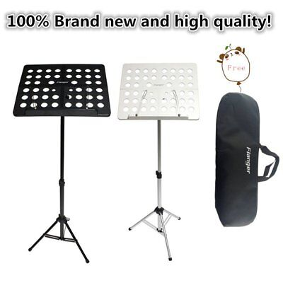 Flanger FL-05R Folding Music Stand Tripod Stand Holder With Carrying Bag GA