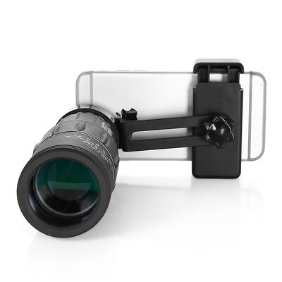 Multifunctional Binocular Monocular Telescope Adapter Mobile Phone Camera Holder