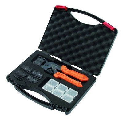 ENGINEER INTERCHANGEABLE CRIMPING TOOL SET PAD-01 Brand New from Japan