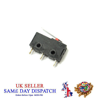 5A 250V Tact Switch KW11-3Z 3PIN Micro Chave Microswitch Buckle