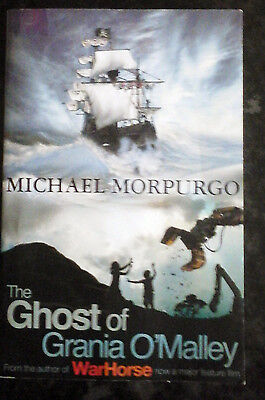 The Ghost of Grania O'Malley by Michael Morpurgo (P/B 2013)