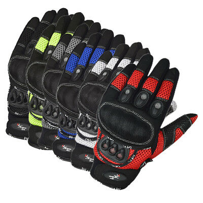Motorcycle Motorbike Full Finger Summer Mountain Riding Sports Glove