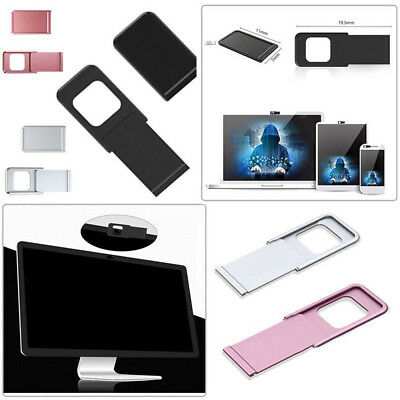 Laptop Tablet Privacy Shield Camera Protector Webcam Cover Aluminum Alloy