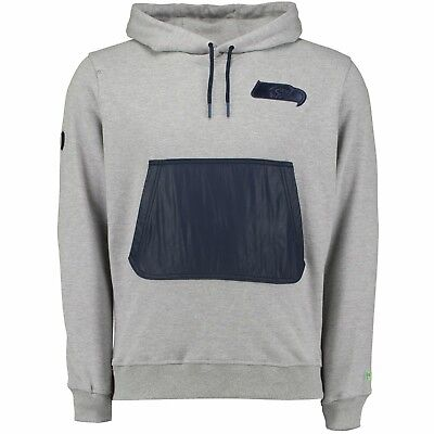 Adult M Seattle Seahawks New Era Remix Pull Over Hoodie M8