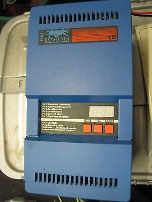 Jaguar Variable Frequency Inverter Cd 400 4Kw 3 Phase In/out