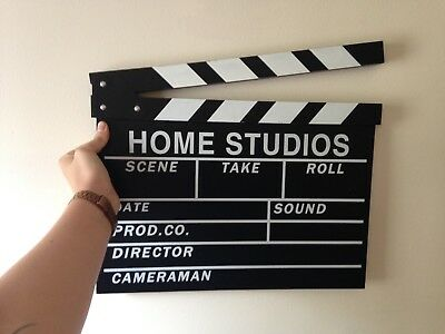 Home Studios Clapperboard