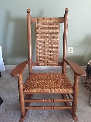 Vintage Rocking Chair from P&P Chair Co.- The Kennedy Rocker
