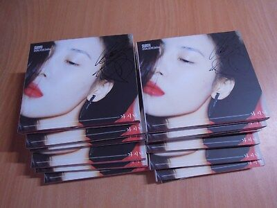 SUNMI (WONDERGIRLS) - Gasina (Special Edition Promo) with Autographed (Signed)