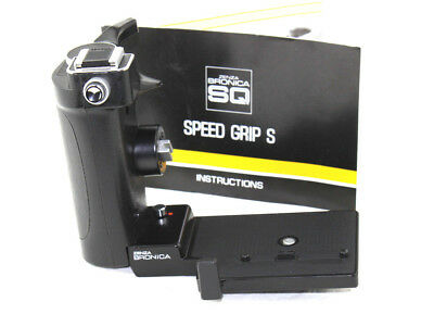 ZENZA BRONICA Classic Speed GRIP S for Bronica SQ, SQ-A.