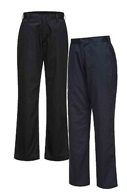 Portwest LW30 Magda Ladies Work Trousers Polycotton Pants 245g Uniforms Workwear