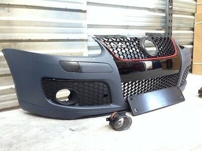 VW Golf GTI Front Bumper Edition 30 Style MK5 No Fog lights 2004-2008 TDI GT
