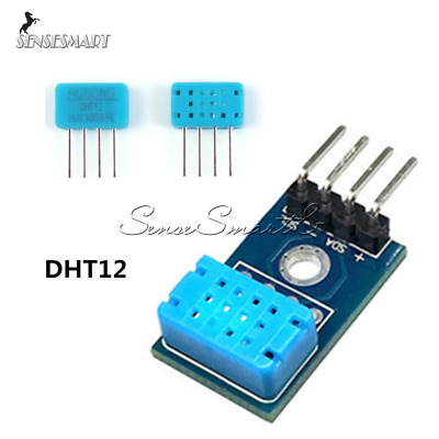 Digital Temperature &Humidity DHT12 Single Bus I2C Replace DHT11 Module