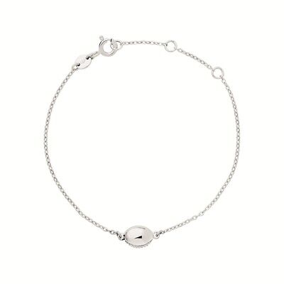 8495117c157ff Links of London Womens Jewellery Masquerade Sterling Silver Oval Bracelet