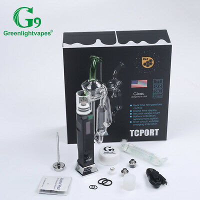 GreenlightVapes G9 Temp Controlled Aromatherapy Nail TC-Port *warranty included*