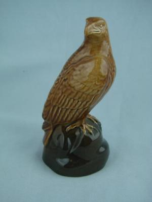 Beswick, Empty Beneagles Scotch Whisky Eagle Decanter, By J G Tongue, 1969