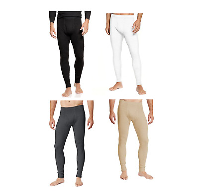 Alfani Mens Thermal Waffle Knit Base Layer Leggings Underwear Pants