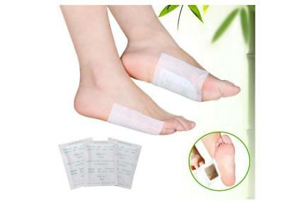 Premium Detox Foot Pad Adhesive Tape Organic Herbal Cleansing Relaxing Foot Pads