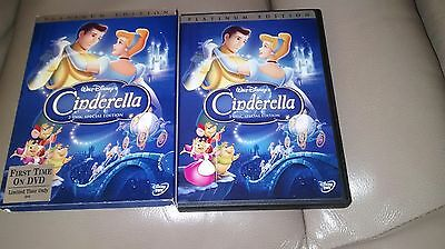 Walt Disney's Cinderella 2-Disc Special Edition - PLATINUM EDITION DVD