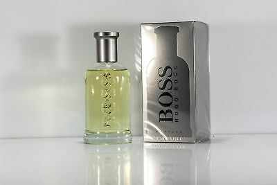 Hugo Boss Bottled Fragancia Masculina Eau de Toilette Spray 200ML Nuevo Emb.