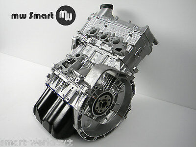 Replacement Engine SMART ROADSTER 452 698ccm Roadster 60 KW
