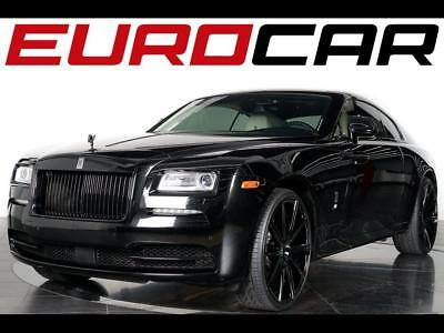 2014 Rolls-Royce Other (Starlight Headliner) 2014 Rolls-Royce Wraith - STARLIGHT HEADLINER! Stunning Black on White