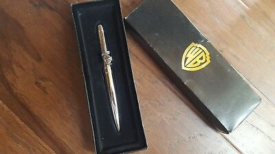 New Warner Brothers Marvin The Martian Silver Pen