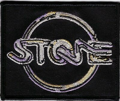 Stone Biker Movie Patch retro old stock Patch