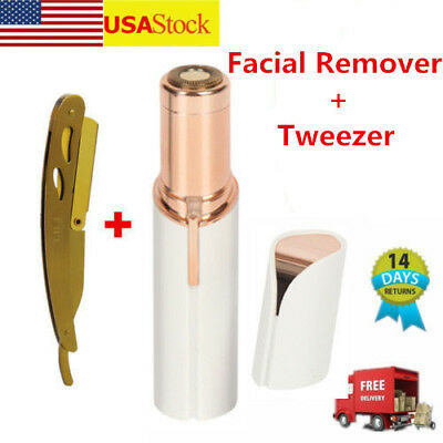 Hot Yes Finishing Touch Face Body Hair Remover Instant & Pain Free Hair Removal