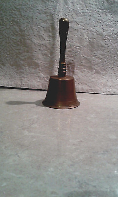 Old Brass Bell with Ringer Reception, Dinner