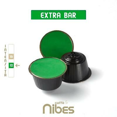 96 Capsules dosettes cafè compatibles Dolce Gusto Extra Bar Nibes
