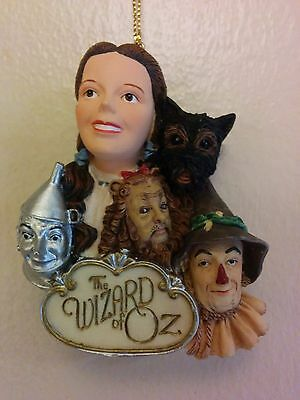 The Wizard of Oz Ornament San Francisco Music Box Co. Somewhere Over the Rainbow