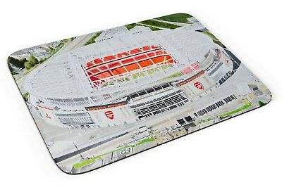 Emirates Stadia Fine Art Mouse Mat - Arsenal Football Club